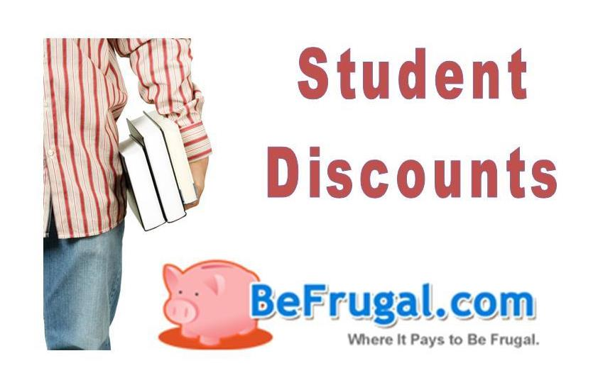 vouchers deals student discount