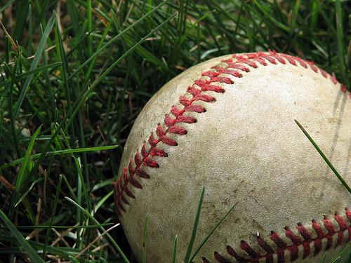 Baseball © Matt McGee