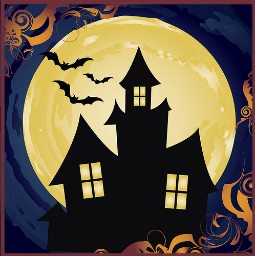 Art Hub For Kids Haunted House