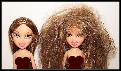 hairdolls
