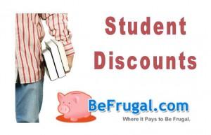 StudentDiscounts