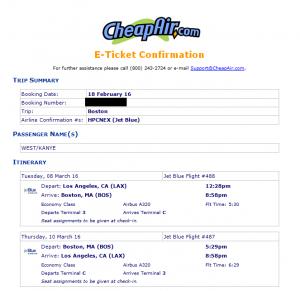 CheapAir Tickets