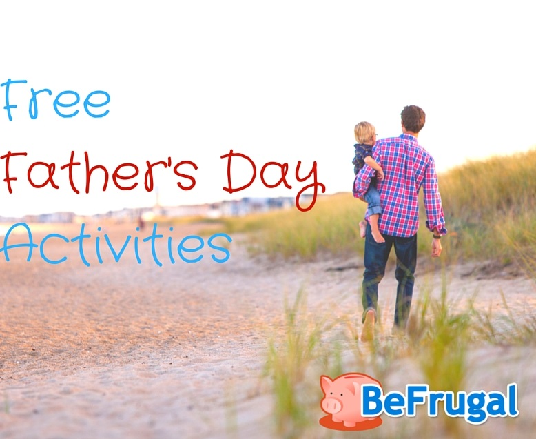 Free Father's Day Activities