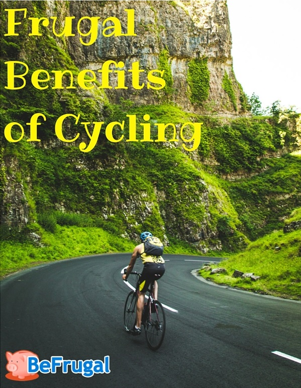Frugal Benefits of Cycling