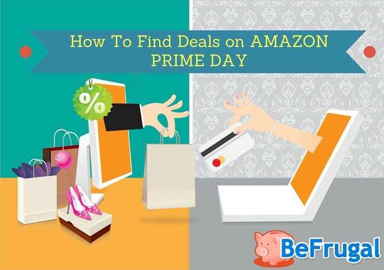 How to Find Deals on Amazon Prime Day
