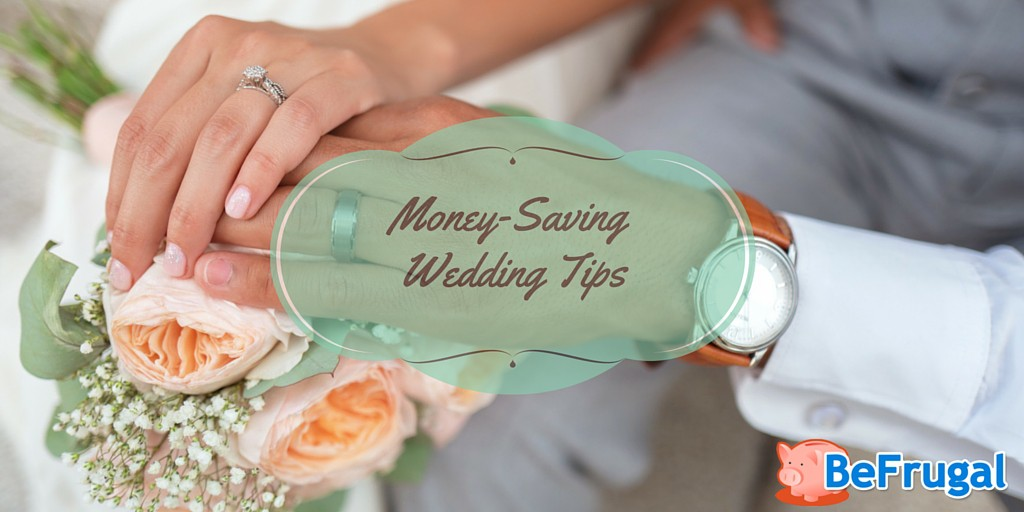 Money-Saving Wedding Tips