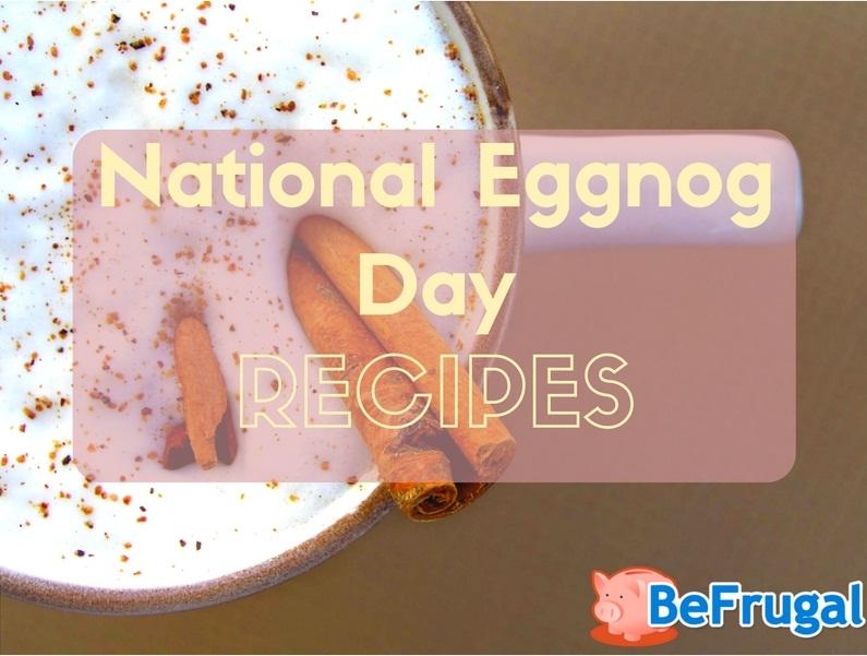eggnog day