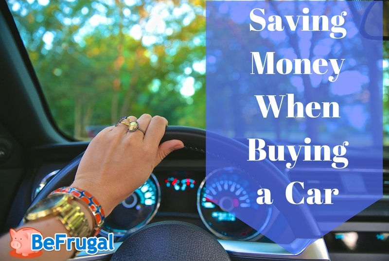 Saving Tips for Buying a New Car