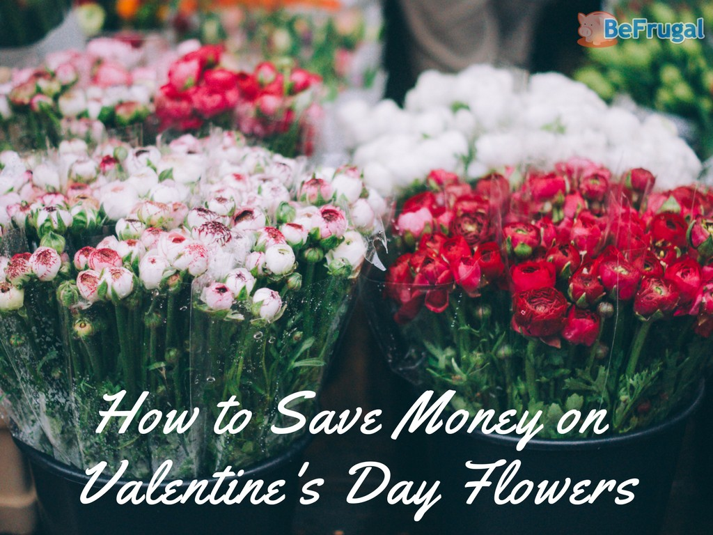 How to Save Money on Valentine
