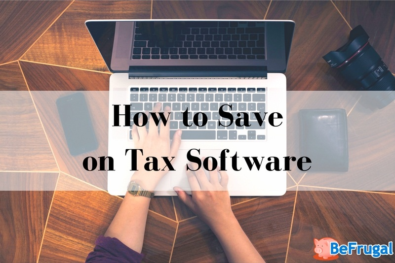 How to Save on Tax Software